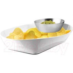 Блюдо для снеков Umbra Chipster 461050-670