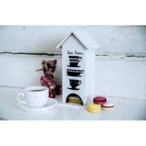 Чайный домик Grifeldecor Tea Time / BZ171-10W4