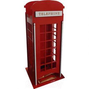 Чайный домик Grifeldecor Телефонная будка / BZ192-10C273