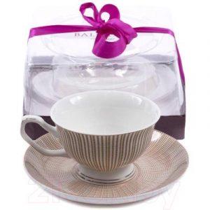 Чашка с блюдцем Balsford 149-04037