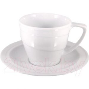 Чашка с блюдцем BergHOFF 1690100