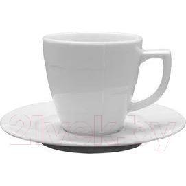 Чашка с блюдцем BergHOFF Level 788/790