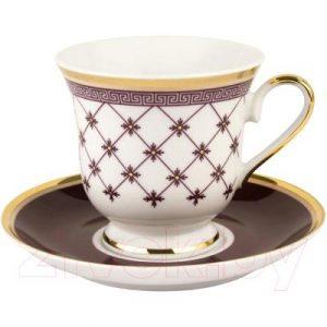 Чашка с блюдцем Cmielow i Chodziez Astra Fryderyka / G364-8202S03