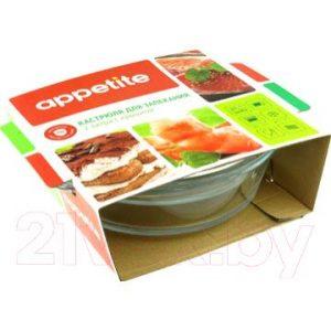 Кастрюля для СВЧ Appetite CR3