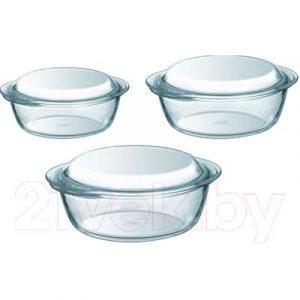 Комплект посуды для СВЧ Pyrex 912S637