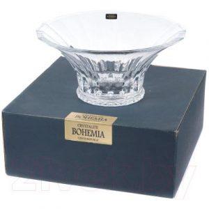 Конфетница Bohemia Crystalite Wellington 9K7/6KD66/0/99S37/255-169
