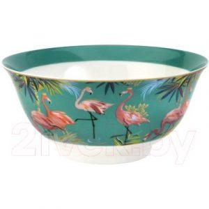 Конфетница Portmeirion Sara Miller London Tahiti Collection Фламинго / SMTF79010-XG