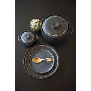 Набор дегустационных ложек Maku Kitchen Life Срampagne Gold 322001