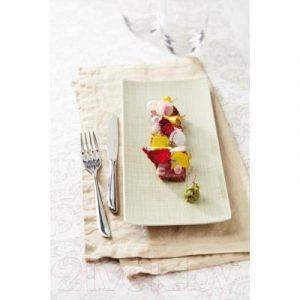 Набор десертных вилок Sambonet Leaf