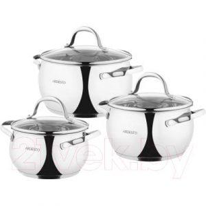 Набор кухонной посуды Ardesto Gemini / AR1906GSS