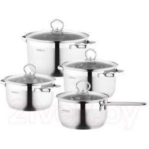 Набор кухонной посуды Ardesto Gemini / AR1908GSS