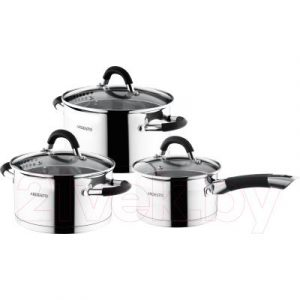 Набор кухонной посуды Ardesto Gemini Gourmet / AR1906PS