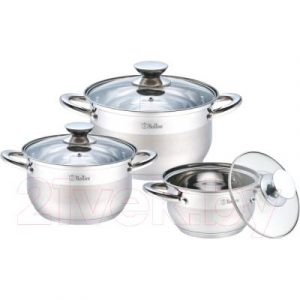 Набор кухонной посуды Bollire BR-4001