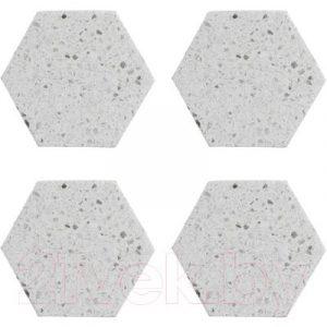 Набор подставок под стаканы Typhoon Elements Hexagona / 1401.042V