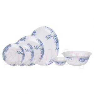 Набор столовой посуды Arcopal Aliya Blue / L7790