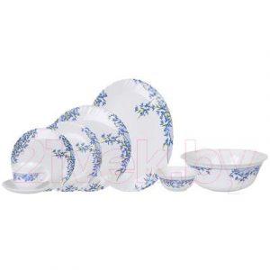 Набор столовой посуды Arcopal Aliya Blue / L7796