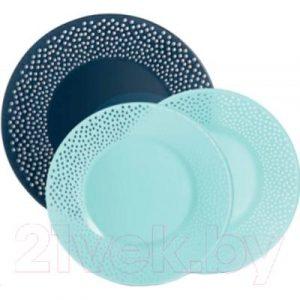 Набор тарелок Luminarc Bulla N0495