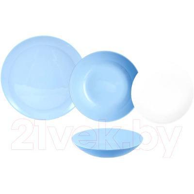 Набор тарелок Luminarc Diwali Color P5911