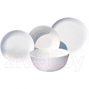 Набор тарелок Luminarc Diwali H5869
