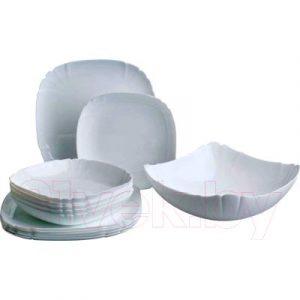 Набор тарелок Luminarc Lotusia H1792
