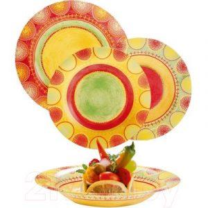 Набор тарелок Luminarc Propriano P8142