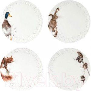 Набор тарелок Portmeirion Designs / WN4077-XB