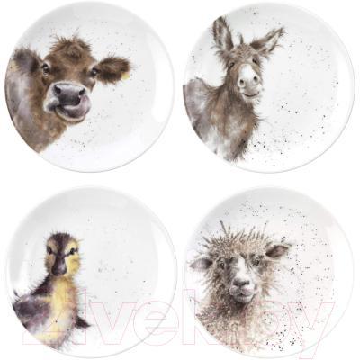 Набор тарелок Portmeirion Wrendale Designs / WN4093-XW