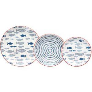Набор тарелок Tognana Metropolis Tirreno / ME170185666