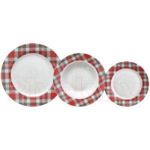 Набор тарелок Tognana Olimpia/Scozia / OM070185688