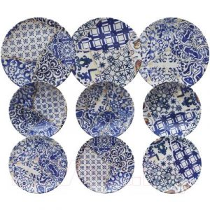Набор тарелок Tognana Sfera Gaudi / SF170188499