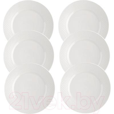 Набор тарелок Wilmax WL-880100/6C