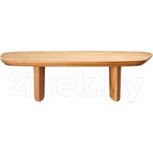 Поднос-столик Rosenthal Junto Holz / 10540-321407-05777