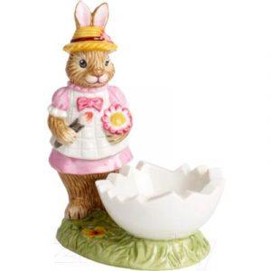 Подставка для яйца Villeroy & Boch Bunny Tales Анна / 14-8662-1954