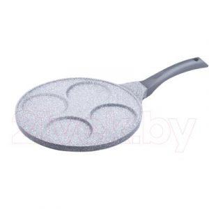Сковорода для оладий Banquet Granite Grey 40050017