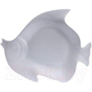 Тарелка для рыбы Белбогемия FAW6801 / 86519