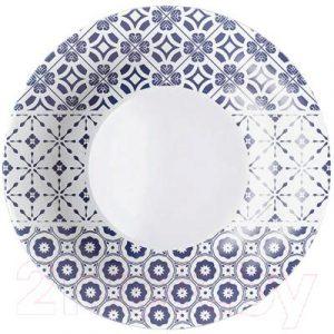 Тарелка столовая глубокая Bormioli Rocco Виетри 430132-442