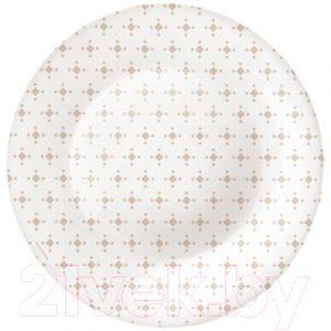 Тарелка столовая мелкая Bormioli Rocco Керамик 430134-932