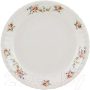 Тарелка закусочная (десертная) Cmielow i Chodziez Iwona / G742-0I00990